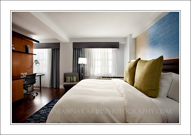 Commercial Hotel Photographer Baton Rouge