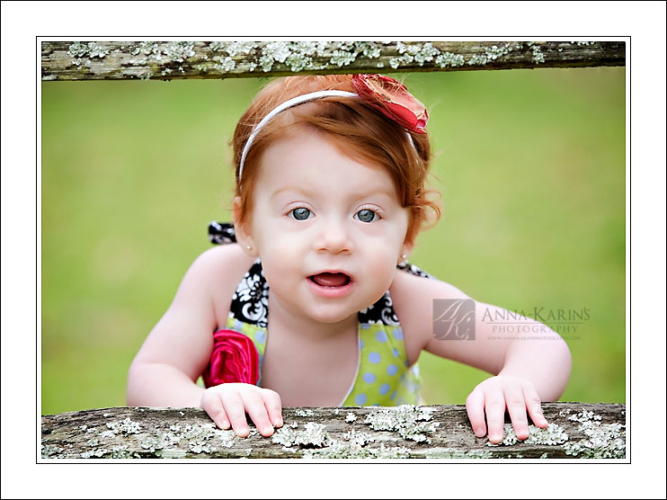 Little Red Haired child, Plantation photo session, on location plantation photo session in S. Louisiana
