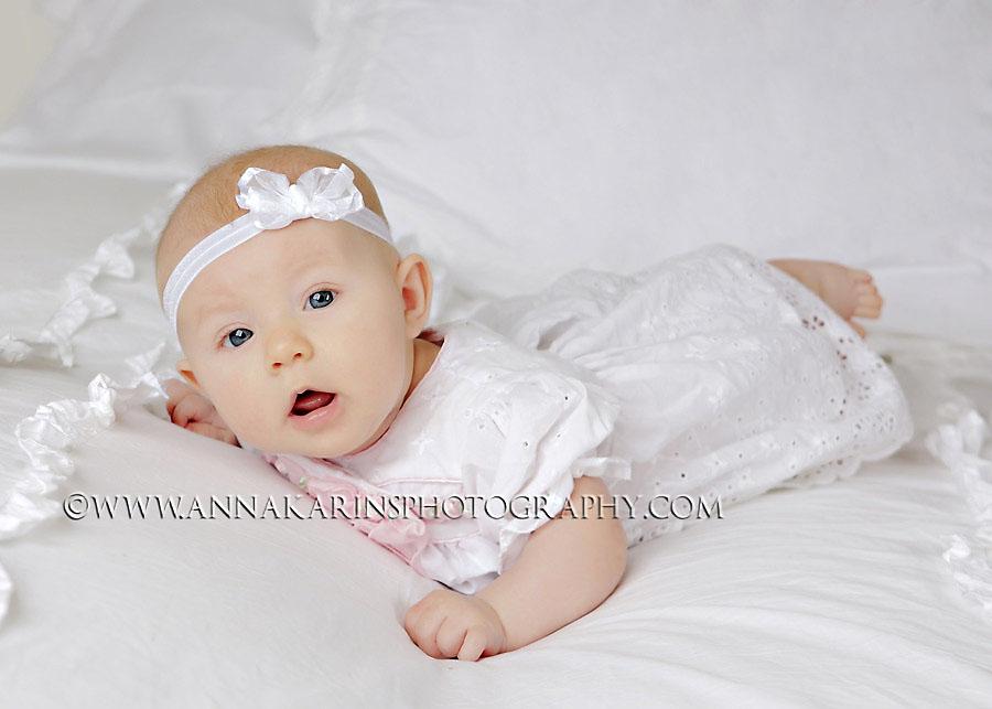 Baby Photographer Baton Rouge Adorably Baby Girl Baton