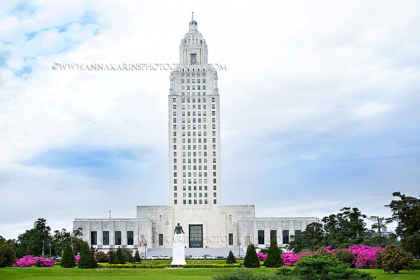 New State Capitol Bldg- Baton Rouge