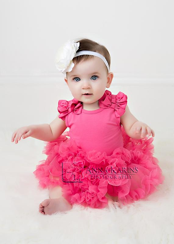 Little Sister Pretty Girls Child Photographer Baton