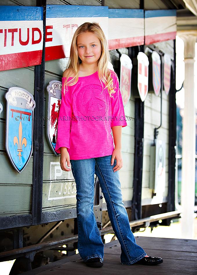 Child Photographer, down town baton rouge photographer, sassy girl