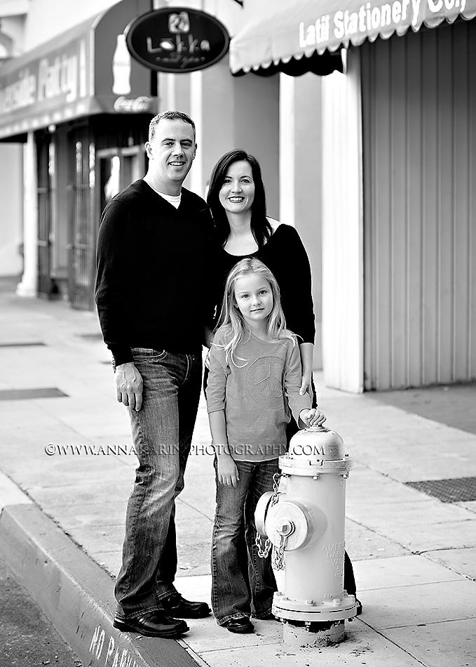 Urban Family Photographer, Baton Rouge Family Photographer