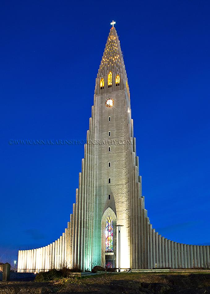 Hallgrímskirkja-Hallgrims Church-Reykjavik2, Iceland travel